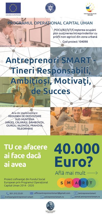 1Flyer Proiect Antreprenori SMART