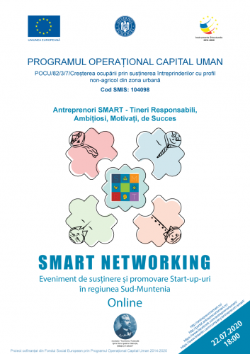 Afis eveniment-SMART Networking